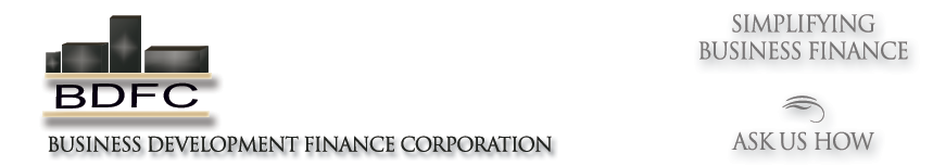 Business Development Finance Corporation Logo