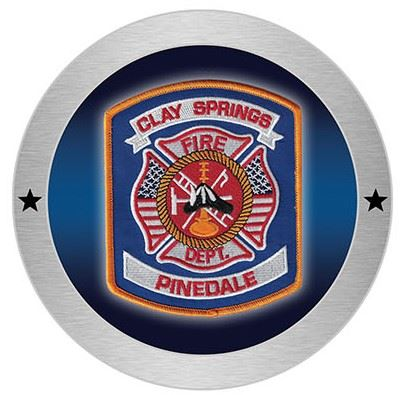 AGENCY PATCHES_CSPFD