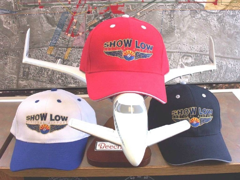 Show Low Regional Airport Ball Caps